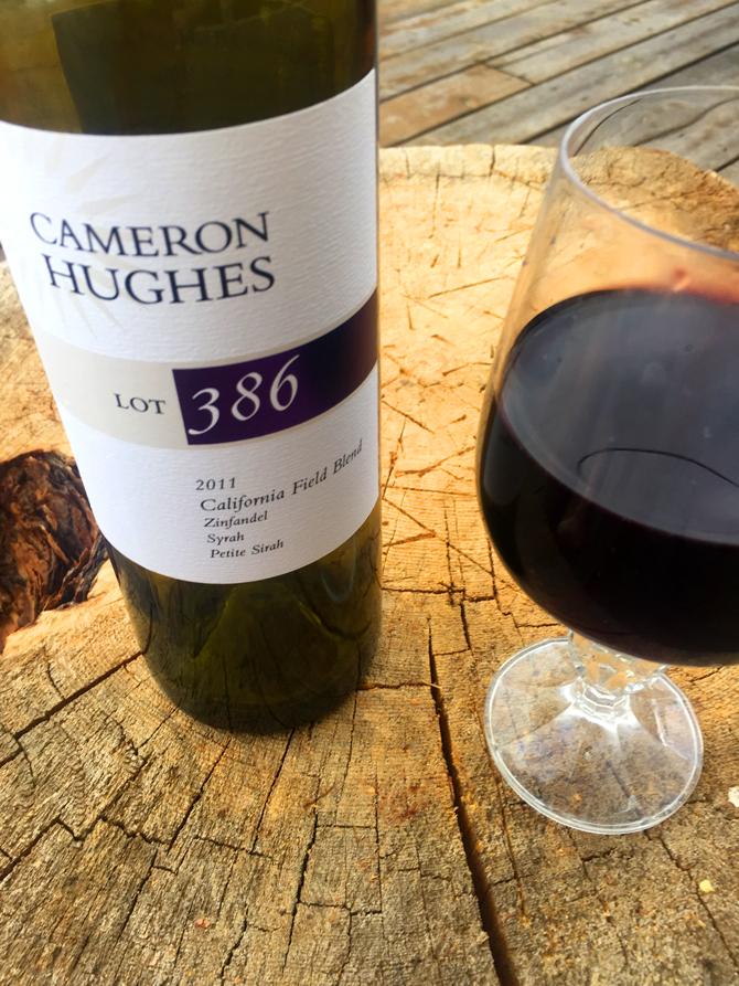CH Wine Lot 386