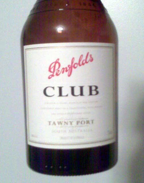 Penfolds Club Tawny Port